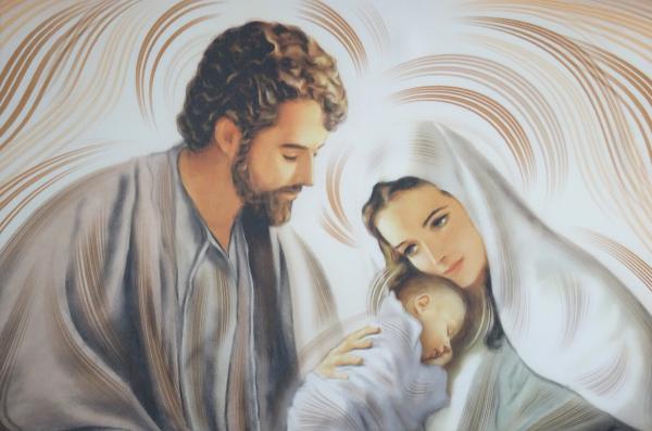 BOHU NA RODINE ZÁLEŽÍ